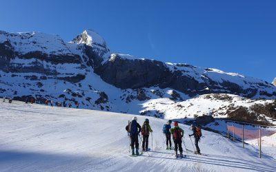 Celebramos el Día de la Mujer con un fin de semana montañero