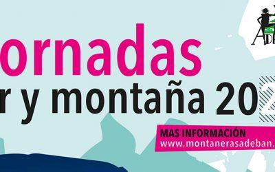 """IV Jornadas """"Mujer y Montaña"""" 2020"""