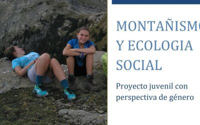 MONTAÑISMO Y ECOLOGÍA SOCIAL