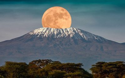 CARAVANA DE SUEÑOS. Ana Cortés, La magia del kilimanjaro.